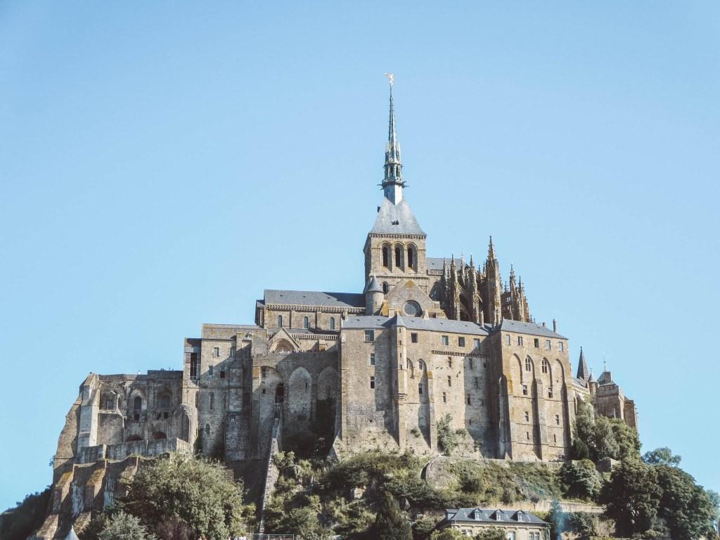 Weekend Travel Guide: Mont Saint-Michel