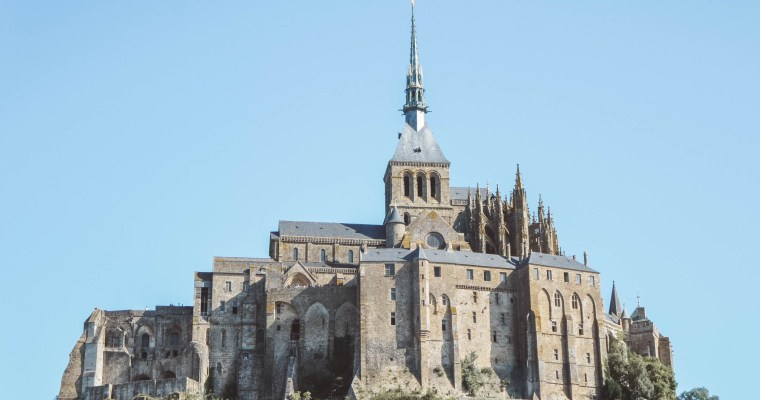 Weekend Travel Guide: Mont Saint-Michel