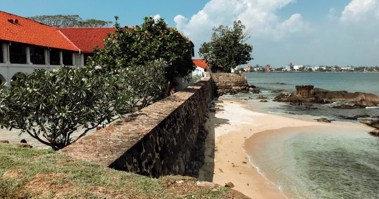 A Walking Tour of Galle Fort