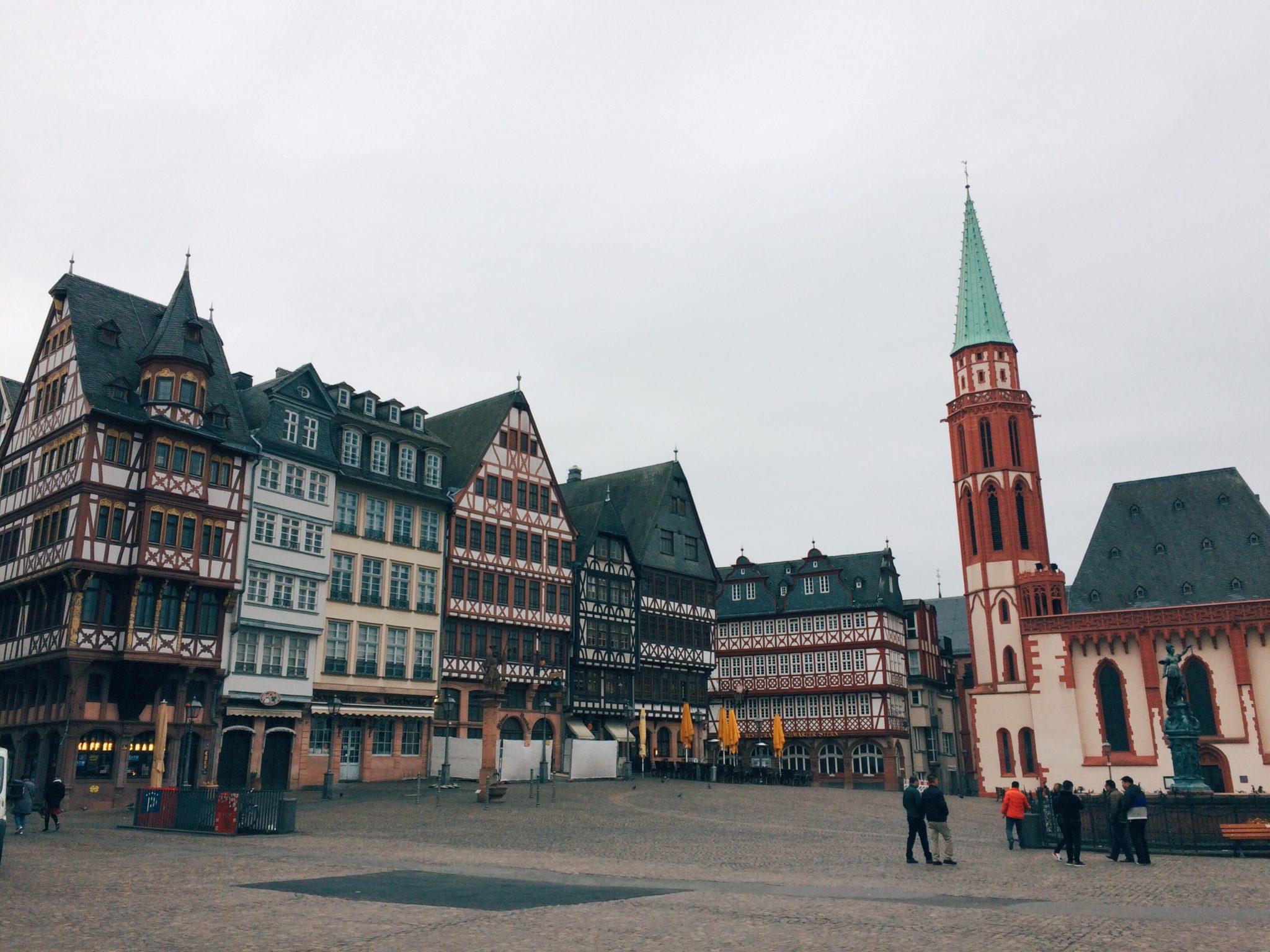 Layover City Guide: Frankfurt, Germany
