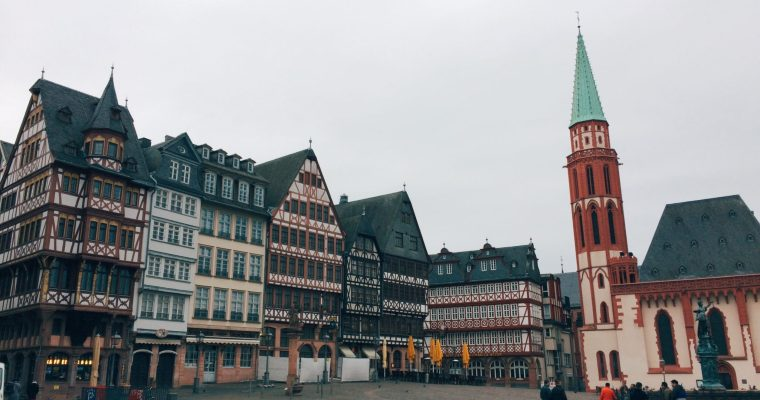 Layover City Guide: Frankfurt, Germany
