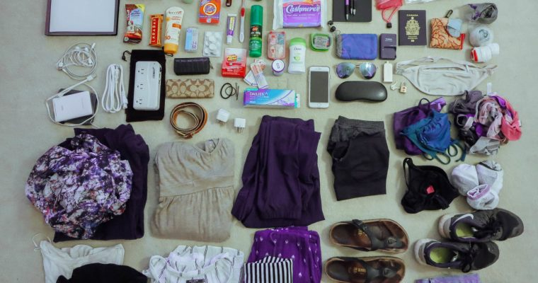 A Complete Backpacking Packing List