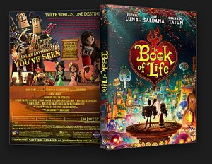 THE BOOK OF LIFE BOXC OVER