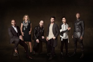 THE PASSION: L-R: Tyler Perry, Trisha Yearwood, Chris Daughtry, Jencarlos Canela, Prince Royce and Seal. THE PASSION, a two-hour epic musical event airs LIVE from New Orleans on Palm Sunday, March 20 (8:00-10:00 PM ET live/PT tape-delayed) on FOX. Cr: Michael Becker / FOX. © FOX Broadcastign Co.