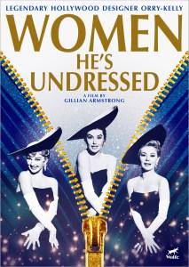 Poster WOMEN HE'S UNDRESSED -