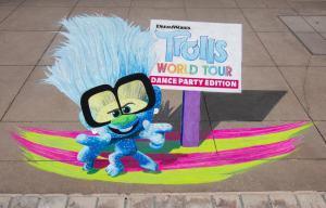 trolls chalk