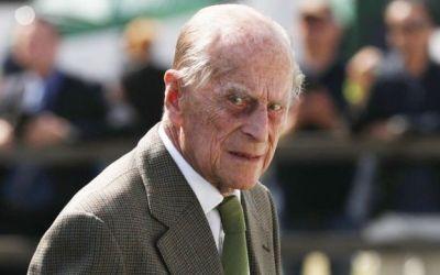 बेलायतका राजकुमार फिलिपको निधन