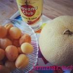 Aprikosen-Melonen-Marmelade