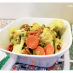 Kochbuchmittwoch: Blumenkohl-Linsen-Curry