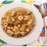 Kochbuchmittwoch: Bohnen mit Apfelmus