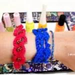 Freundschaftsbänder, Nagellacke & DIY – gleich 3 Dinge auf einmal