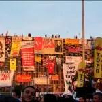Neue Gewalt auf dem Taksimplatz #direngezi