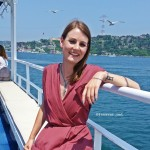 Outfit: Summer dress on the Bosporus