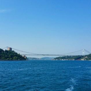 Bosporus Bridge Istanbul