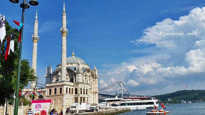 Farewell letter to Istanbul