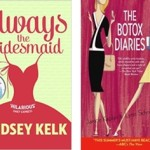 Recently read chick lit novels