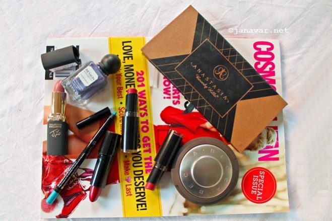 Beauty: My first US favorites