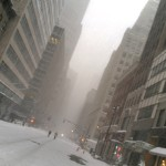 #blizzard2016 – Impressions of Jonas in NYC