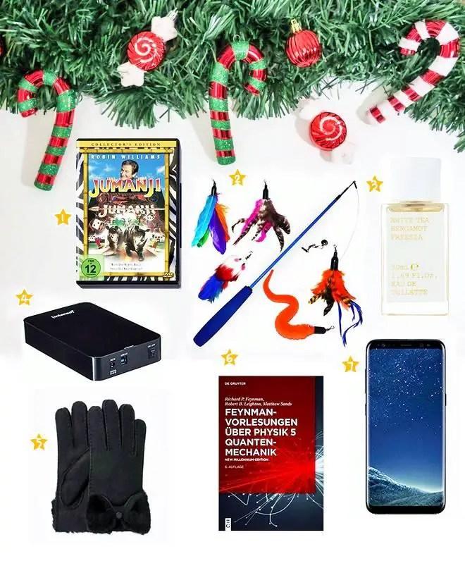 janavar.net   My Christmas 2017 Wish List