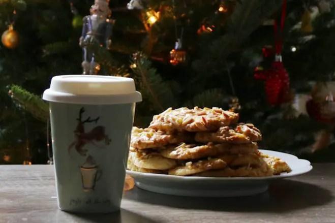 janavar.net | Recipe: Almond Cookies