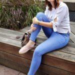 Outfit: Light Colors in Late Summer