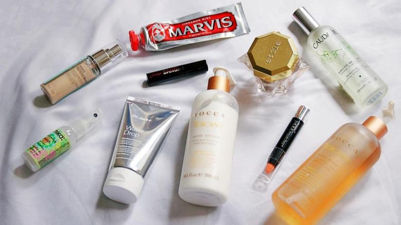 My Current 10 Favorite Beauty Products - janavar