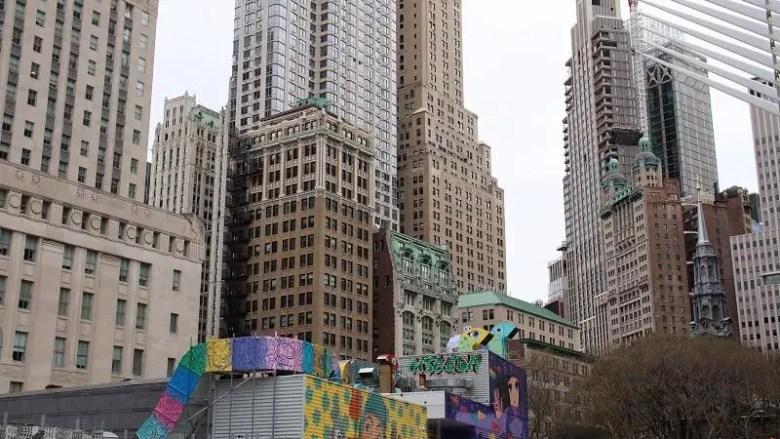 Tip: Free Walking Tour of Downtown Manhattan - janavar