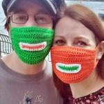 Easy DIY: Crochet Face Mask