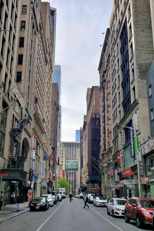 Koreatown in NYC - janavar
