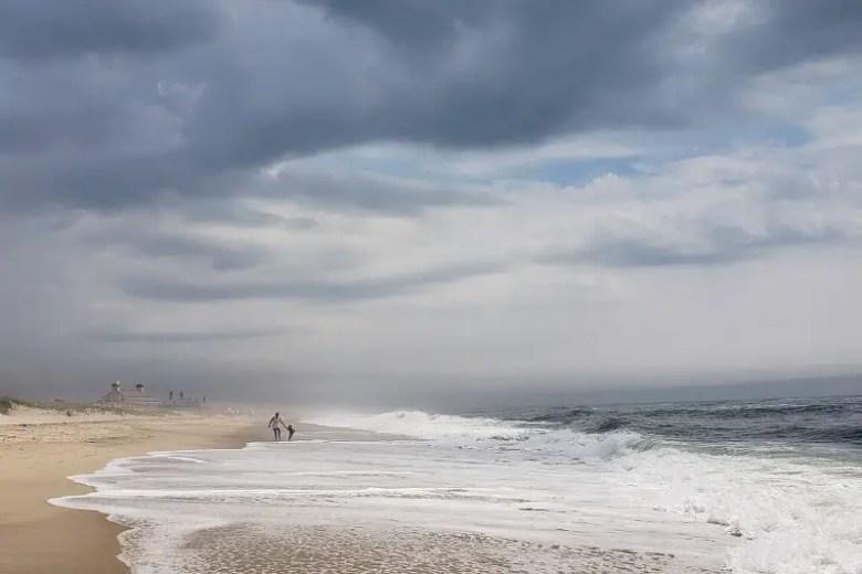 Cryder Beach in Southampton