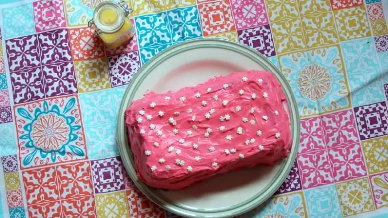 Recipe: Sourdough Berry Cake