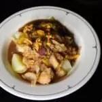Recipe: Early Fall Vegan Savoy Cabbage Stew