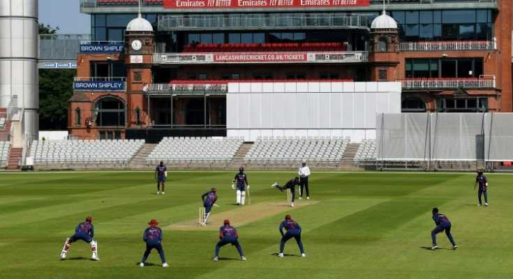 West Indies first warm up match ends with a draw before england tour