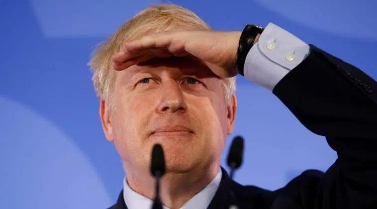 बोरिस जॉहन्सन, ब्रिटेन के नये प्रधानमंत्री