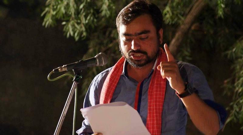 नवीन कुमार। पत्रकार, आजतक