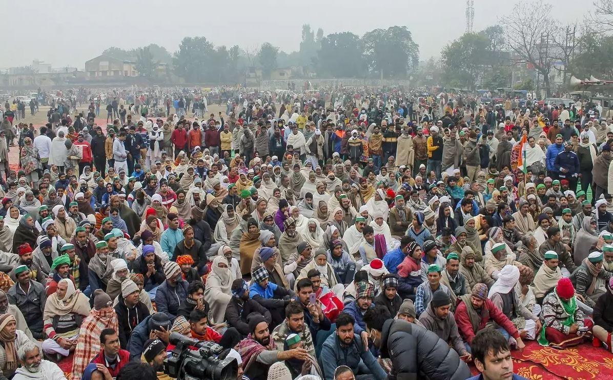 संभल और सीतापुर के बाद बागपत में किसान नेताओं को दो लाख के बॉन्ड का नोटिस
