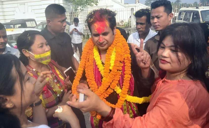 नॉर्थ ईस्ट डायरी:त्रिपुरा जनजातीय क्षेत्र स्वायत्त जिला परिषद के चुनाव में भाजपा को बड़ा झटका