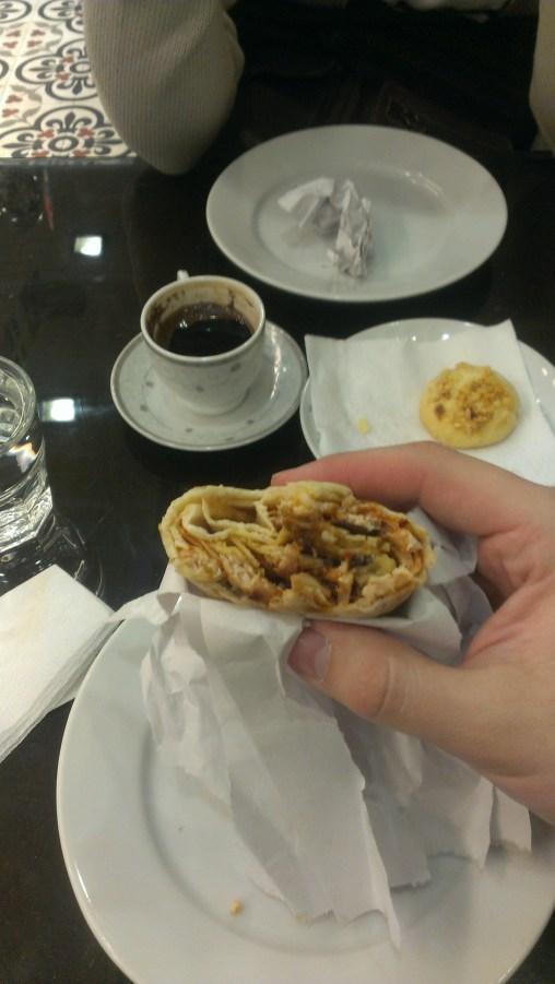 Tavuk Doner or Chicken Doner Kebab