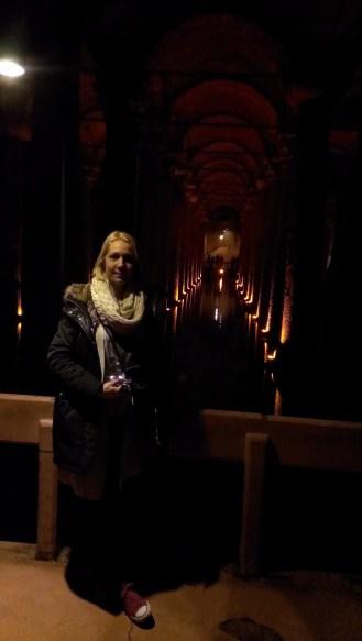 Cisterna Bazilika - Basilica Cistern