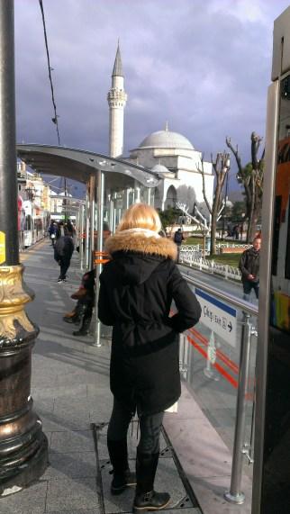 Sultanahmet tramvajska stanica