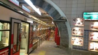 Tunel, druga podzemna železnica u evropi