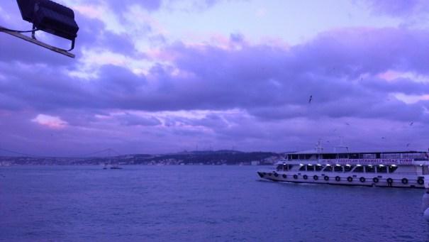Bosforski most - Bosphorus bridge