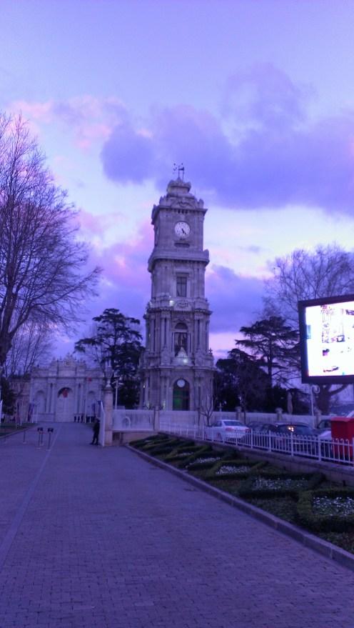 Dolmabahče palata - Dolmabahce Palace