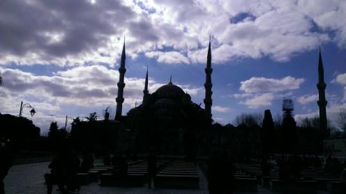 Plava džamija - Blue mosque