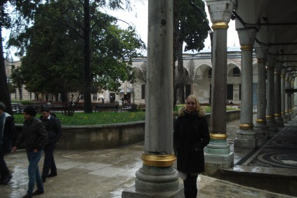 Topkapi palata - Topkapi Palace