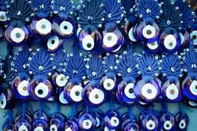 Amajlije Plavog oka - Blue eye amulets