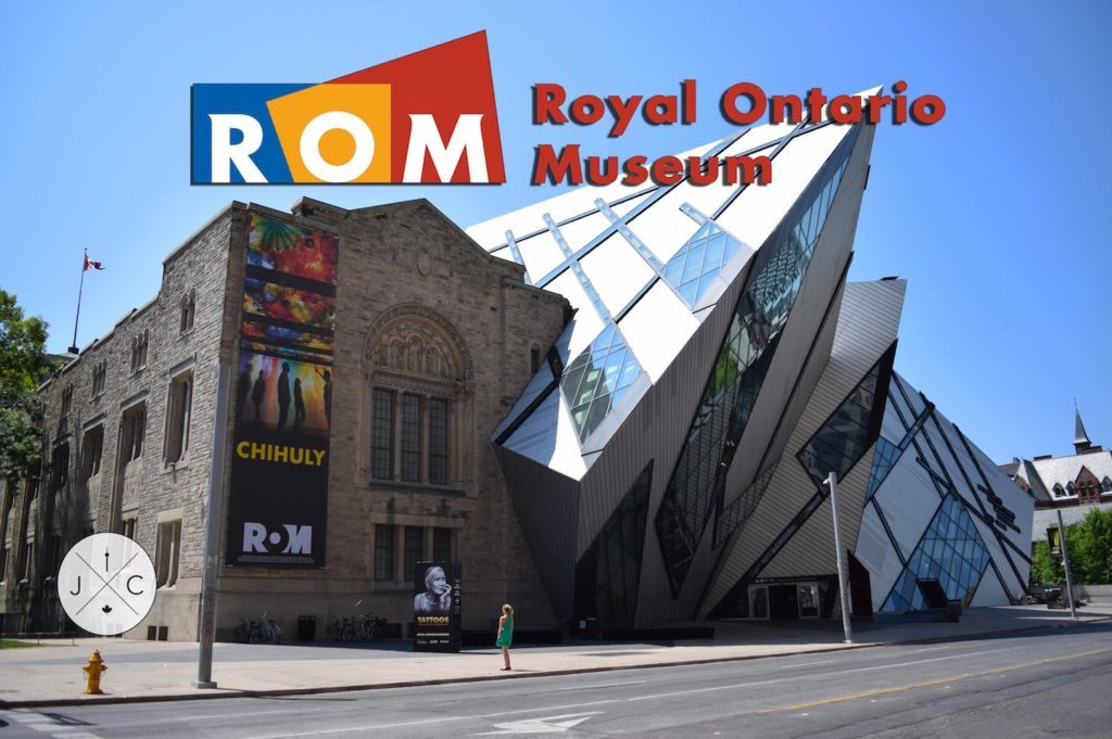 Captivated by The Royal Ontario Museum
