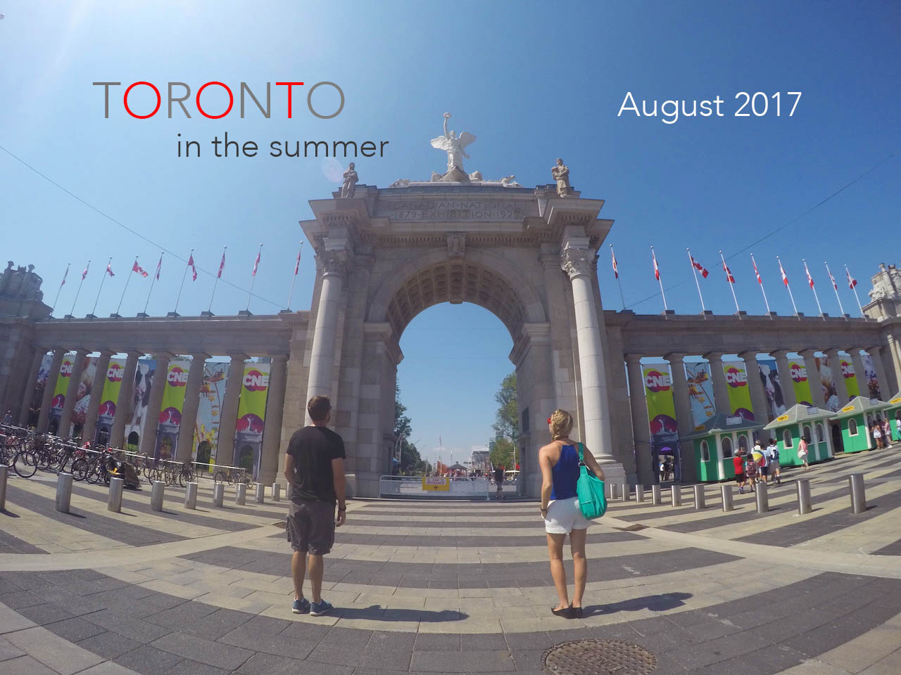 What to do in Toronto – August 2017