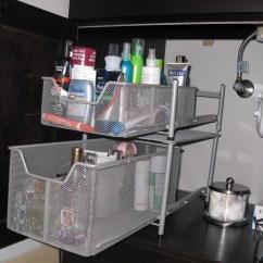 Under Kitchen Sink Storage Backsplash Installation Jack And Jills Wars