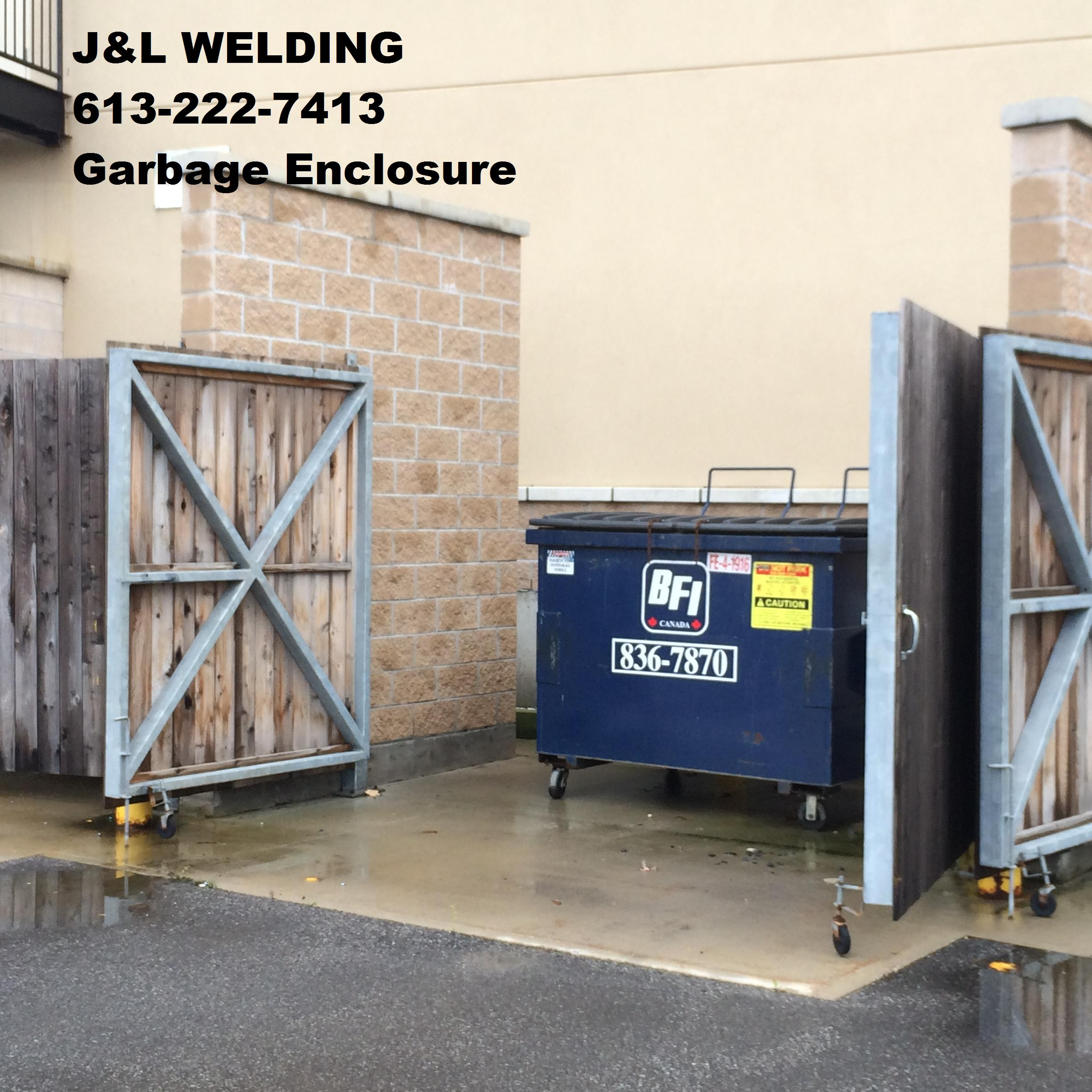 Ottawa Welding Project Gallery J Amp L Mobile Welding